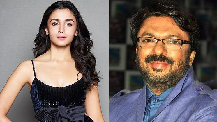 Alia Bhatt asked Sanjay Leela Bhansali about Kalank and his reaction will blow your mind!