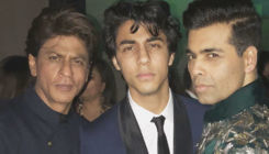 Say What! Shah Rukh's son Aryan Khan to make his debut with Karan Johar's 'Takht'?