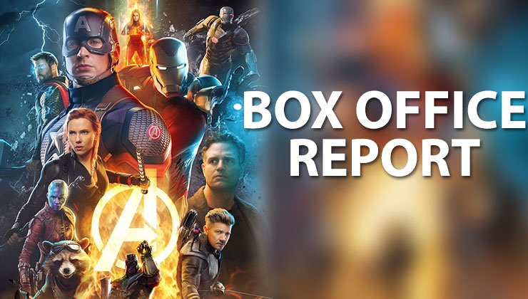 Box-Office Report: 'Avengers: Endgame' leaves behind Bollywood films, creates new record with its weekend collection