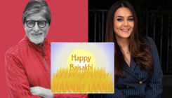 Amitabh Bachchan, Preity Zinta and others wish fans Happy Baisakhi