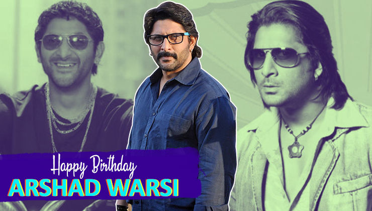 Happy Birthday Arshad Warsi: 5 movies which prove that he is the finest comic actor
