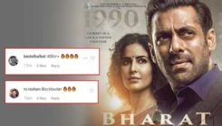 'Bharat' Poster: Netizens go crazy about Salman Khan-Katrina Kaif's film; Call it a '400 Cr Blockbuster'