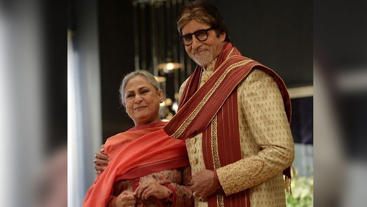 Amitabh Bachchan's 'pati-patni' joke will make you go ROLF