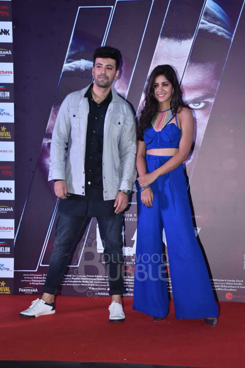 Karanvir Sharma and Ishita Dutta