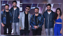 'Blank' trailer launch: Newbie Karan Kapadia and Sunny Deol look dashing