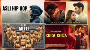 Top Bollywood songs of 2019 that you should keep in your playlist