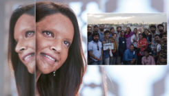 Deepika Padukone starrer 'Chhapaak's Delhi schedule wrap up; Meghna Gulzar shares pictures with the team