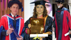 Bollywood celebs who are honored with honorary doctorate degrees