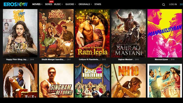 Hindi movies watch bollywood movies online eros now
