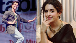 International Dance Day: Sanya Malhotra expresses her desire to dance with Hrithik Roshan