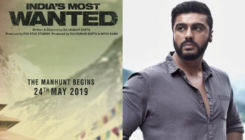 'India's Most Wanted' Poster: Arjun Kapoor's glimpse from this gritty thriller is intriguing