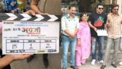 Pics: Irrfan Khan begins shoot for his comeback film 'Angrezi Medium'