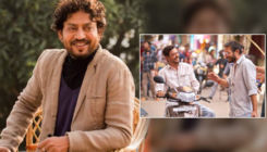 'Angrezi Medium': Irrfan Khan shares a light moment on sets with director Homi Adajania