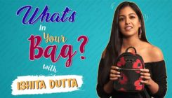 What's In Your Bag: Ishita Dutta's dirty little secret on where she keeps her money