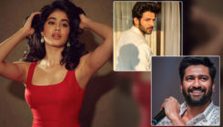 Janhvi Kapoor chooses Vicky Kaushal over Kartik Aaryan for a kiss?