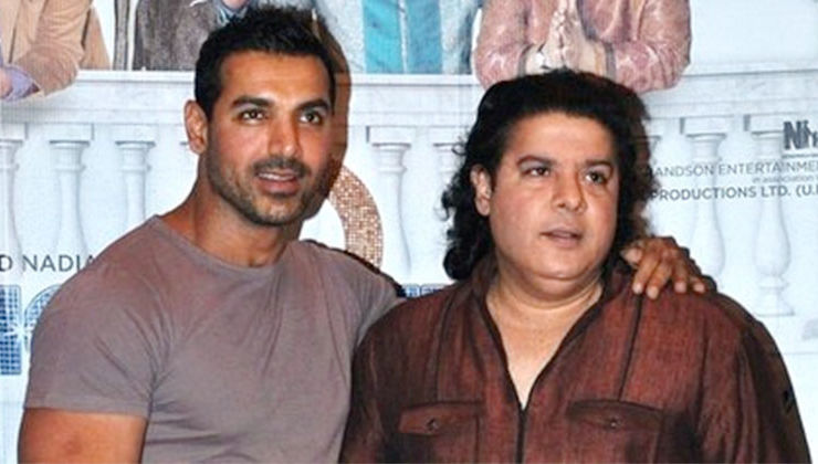 John Abraham to star in #MeToo accused Sajid Khan's next?