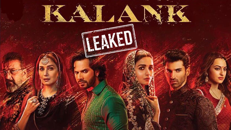 Kalank Movie Download 340p: Kalank Full Movie Leaked Online To Download By