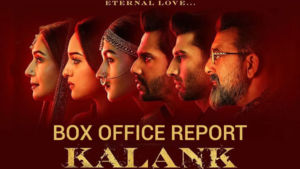 Kalank box office