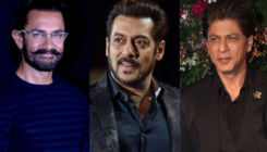 Shah Rukh Khan, Aamir Khan, Salman Khan met at Mannat; Are the Khans coming together for a project?