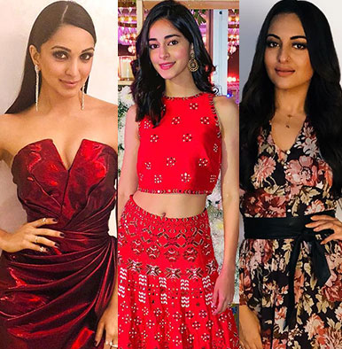 Ananya Panday, Kiara Advani and Sonakshi Sinha dance their heart out to 'First Class' song - watch video