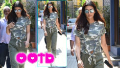 Kriti Sanon's casual look will give you #ArmyGoals