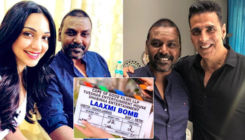 'Laaxmi Bomb': Akshay Kumar and Kiara Advani begin shooting for the horror-comedy - view pics
