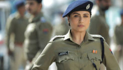 'Mardaani 2': Rani Mukerji's first look as a no-nonsense police officer is impeccable