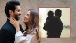 Neha Dhupia shares the cutest picture of Angad Bedi holding daughter Mehr