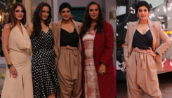 Pics: Sonali Bendre, Sussanne Khan and Gayatri Joshi on shoot for Neha Dhupia's 'BFFs With Vogue'