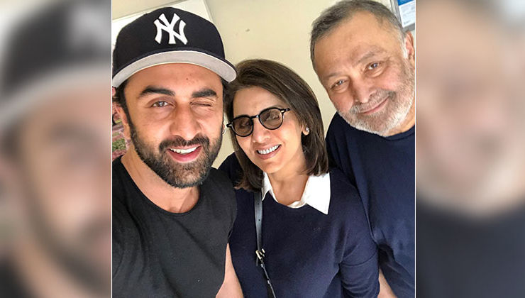 Is Ranbir Kapoor planning to move back in with his parents?