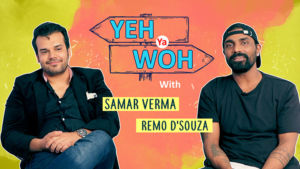 Yeh Ya Woh: Remo D'Souza and Samar Verma are divided over Salman Khan and Shah Rukh Khan