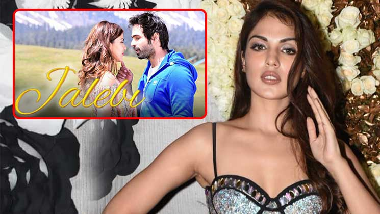Rhea Chakraborty opens up about the failure of Jalebi