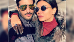 Sushmita Sen engaged to Rohman Shawl? Actress sparks rumours with a ring on the finger