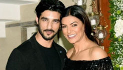 Say What! Rohman Shawl has moved in with Sushmita Sen?