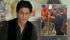 Watch: Shah Rukh Khan mobbed by fans in China ahead of 'Zero' screening at BIFF