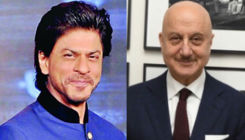 Shah Rukh Khan's banter with Anupam Kher on 'DDLJ' is too hilarious