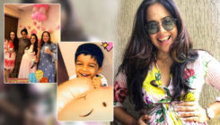 Inside Pics: Sameera Reddy celebrates her baby shower in style with friends and family