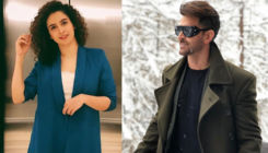 Hrithik Roshan in love with Sanya Malhotra's electrifying dance moves