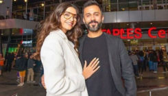 Sonam Kapoor posts a heartwarming message for hubby Anand Ahuja