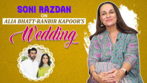 Soni Razdan's AWKWARD reaction on Alia Bhatt-Ranbir Kapoor's wedding