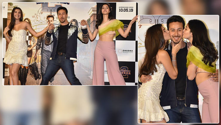 'SOTY 2' trailer launch pics: Tara Sutaria, Ananya Panday and Tiger Shroff steal the show