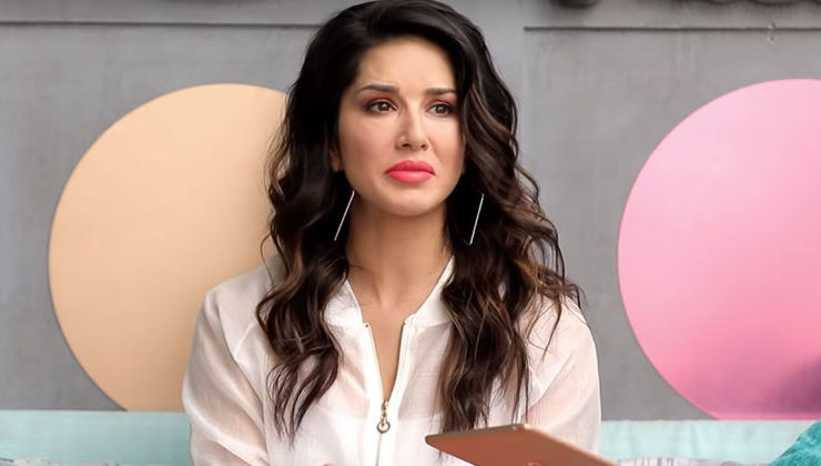 Sunny Leone broke down on Arbaaz Khan's chat show - watch video