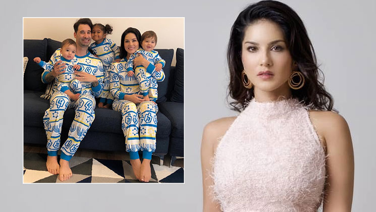 "Sunny Leone has a befitting reply for trolls saying ""family business"" is the last thing she would suggest her kids"