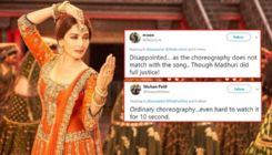 'Kalank' song 'Tabaah Ho Gaye' trolled mercilessly; Twitterati call it 'ordinary choreography'