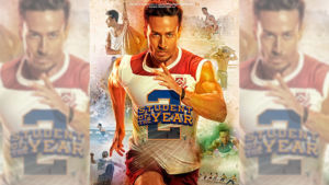 student of the year 2 new poster tiger shroff