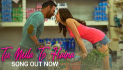 'Tu Mila To Haina' song: Ajay Devgn and Rakul Preet Singh paint the town red with their romance
