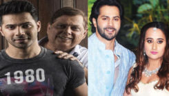 Varun Dhawan and Natasha Dalal's wedding news confirmed by David Dhawan