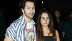 Case filed against Varun Dhawan's fan for abusing him and threatening his GF Natasha Dalal