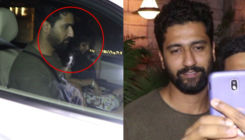 Vicky Kaushal spotted on a dinner date with a MYSTERY woman - watch video