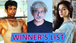 Critics Film Choice Awards 2019 Winners List: Vineet Kumar Singh, Alia Bhatt and Sriram Raghavan walk away with the top honours